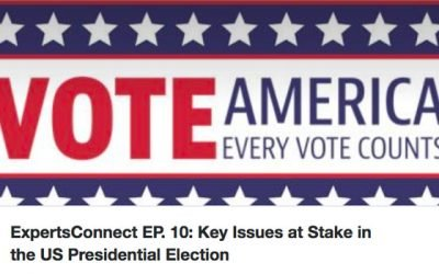 Key Issues at Stake in the US Presidential Election